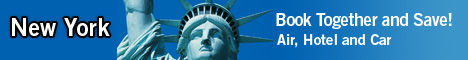 Online Travel Reservations New York