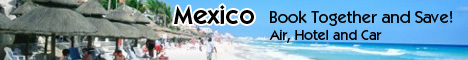 Book Online Travel Reservations - Mexico